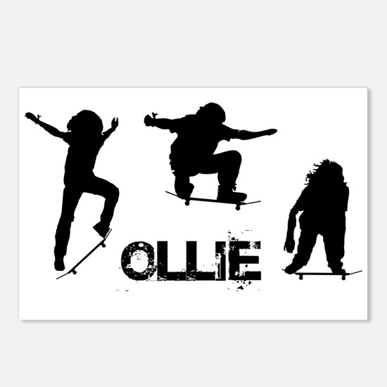 Ollie Postcards (Package of 8)