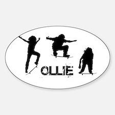 Ollie Decal
