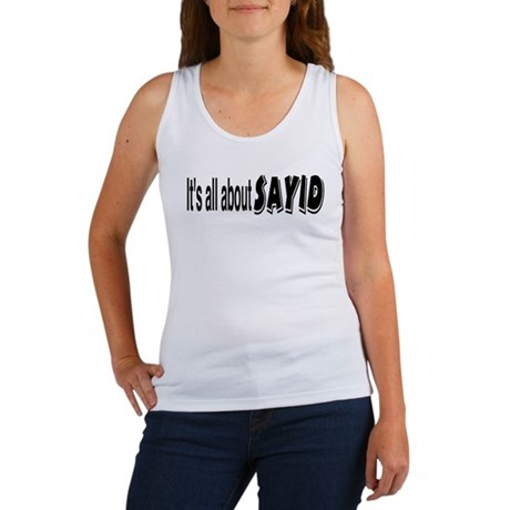 All About Sayid Women's Tank Top