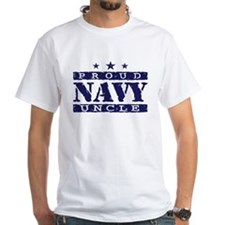 Proud Navy Uncle Shirt