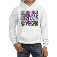 Licensed Fight Like A Girl 23.4 Jumper Hoody