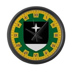 Mathom's Large Wall Clock