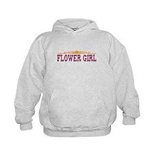 Polka Dot Flower Girl Hoodie
