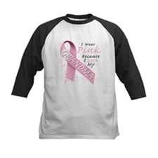 I Wear Pink Because I Love My Grandma Tee