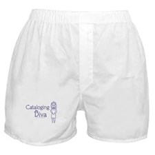 Cataloging Diva Boxer Shorts
