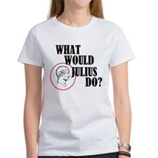 What Would Julius Do? Tee