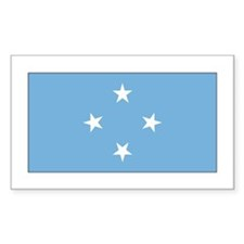 Micronesia Flag Decal