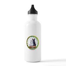Scottish Terrier Crest Water Bottle