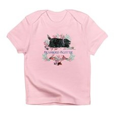 Seashore Scottie Island Dog Infant T-Shirt