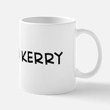 I Love John Kerry  Mug