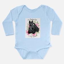 Signicant Scottie Long Sleeve Infant Bodysuit