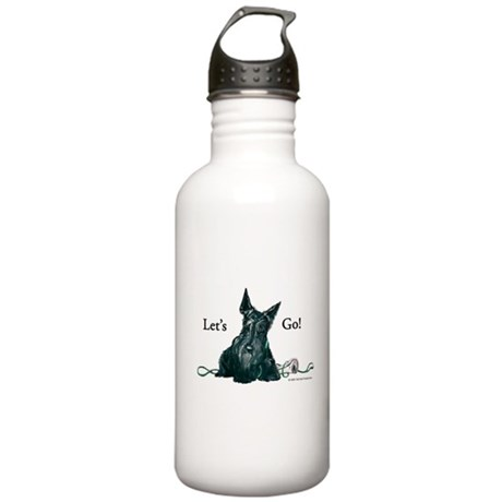 Let's Go Scotty!!! Stainless Water Bottle 1.0L