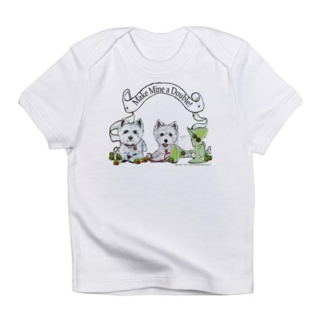 West Highland Happy Hour! Infant T-Shirt
