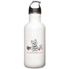 Westhighland Terrier Love Water Bottle