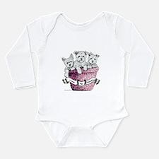 GrandDogs!!! Long Sleeve Infant Bodysuit