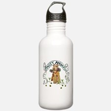 Airedale Terrier Party Water Bottle