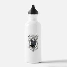 Cairn Terrier Crest Water Bottle