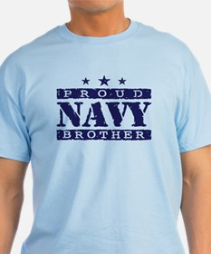 Proud Navy Brother T-Shirt