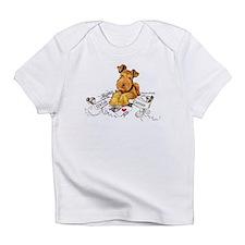 Welsh Terrier World Infant T-Shirt