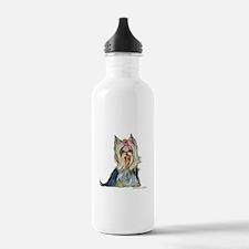 Yorkshire Terrier Her Highnes Water Bottle