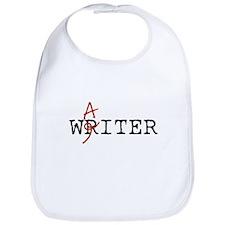 Writer-Waiter Bib
