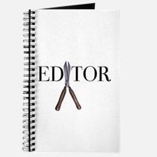 Editor—Hedge Shears Journal