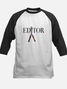Editor—Hedge Shears Kids Baseball Jersey