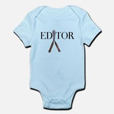 Editor—Hedge Shears Infant Bodysuit