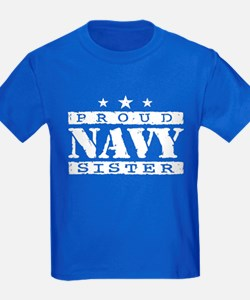 Proud Navy Sister T