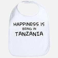 Happiness is Tanzania Bib