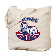 British Lions Tote Bag