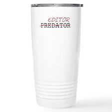 Predator-Editor Travel Mug