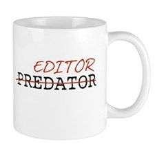 Predator—Editor Mug