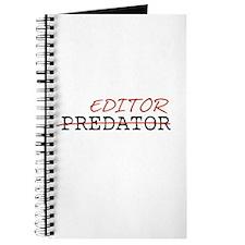 Predator—Editor Journal