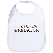 Predator—Editor Bib