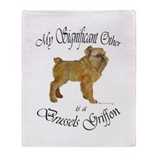 Brussels Significant Other Throw Blanket
