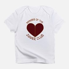 Zipper Club Infant T-Shirt