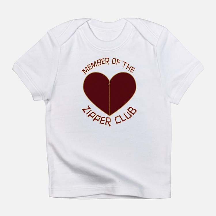 Zipper Club Infant T-Shirt