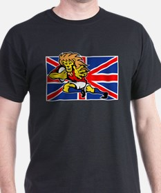 British Lion rugby T-Shirt