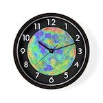 PLANETARY SERIES:  Venus Radar Image W.Clock