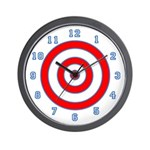 SERIES G:  Target Design Wall Clock
