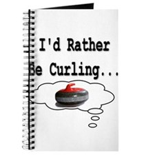 I'd Rather Be Curling.. Journal