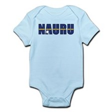 Nauru Infant Bodysuit