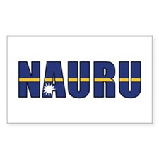 Nauru Decal