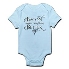 Bacon Makes Better Infant Bodysuit