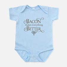 Bacon Makes Better Infant Bodysuit