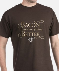 Bacon Makes Better T-Shirt