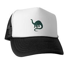 Brontosaurus Trucker Hat