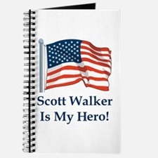 Scott Walker is my hero! Journal