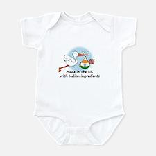 Stork Baby India UK Infant Bodysuit